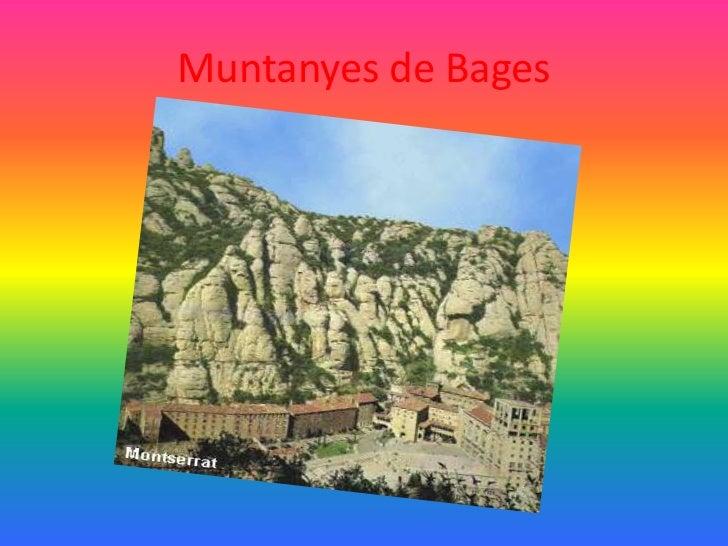 Muntanyes de Bages