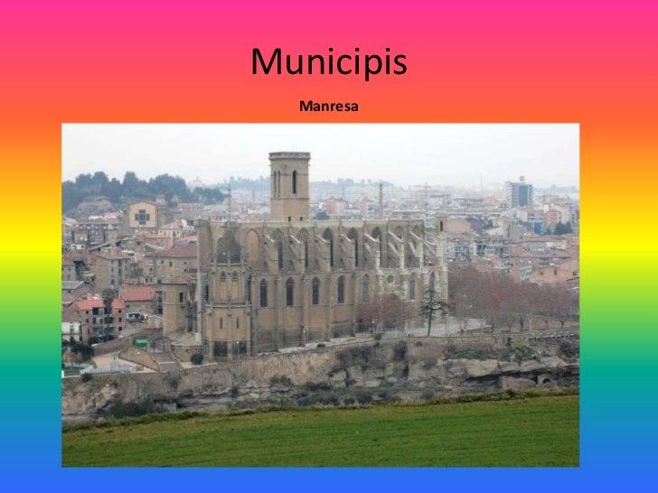 Municipis  Manresa