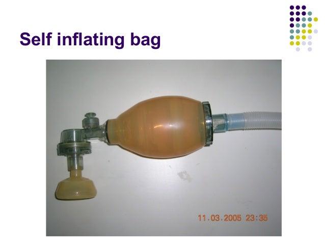 bag mask equipment