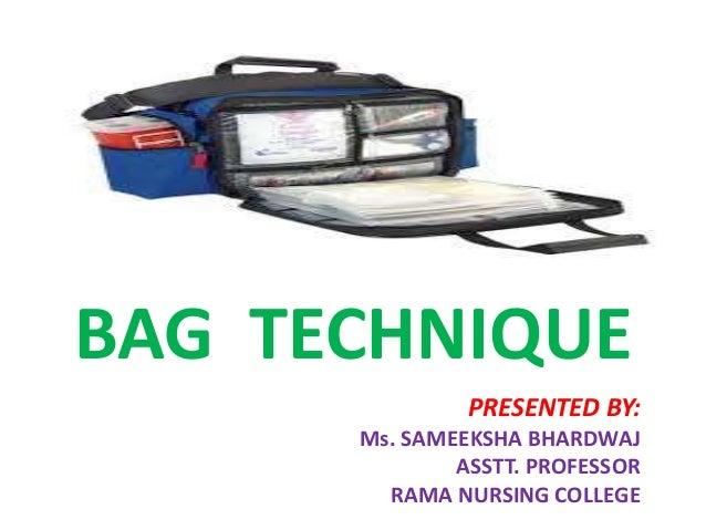 Home Care Nurse Bag