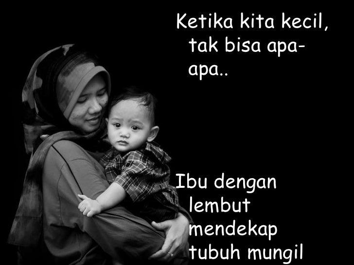 Bahagiaku untukmu ibu