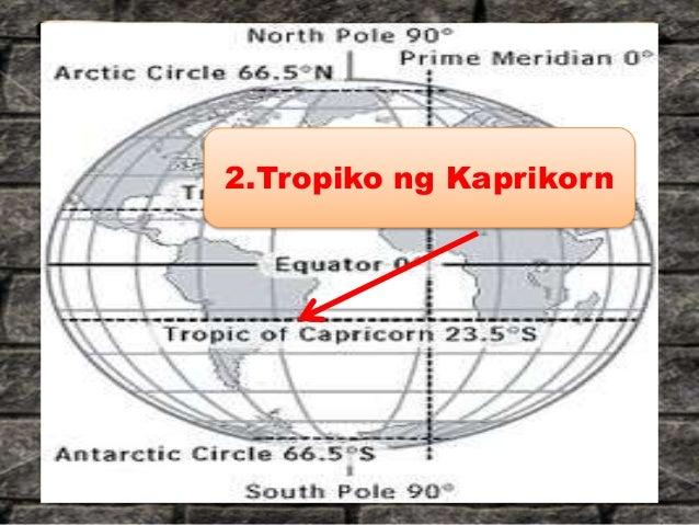 bahagi ng globo Ang latitude ay ang mga pahalang na linya sa mapa o globo ang latitud ang nagbibigay ng lokasyong  at sumunod ng hilagang bahagi ng sinaunang.