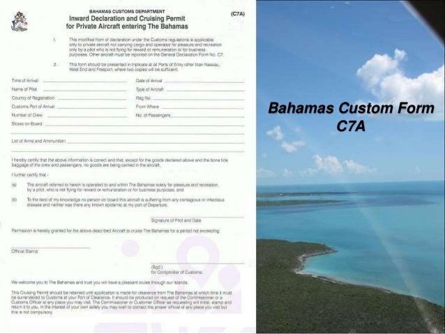 Bahama presentation 2013