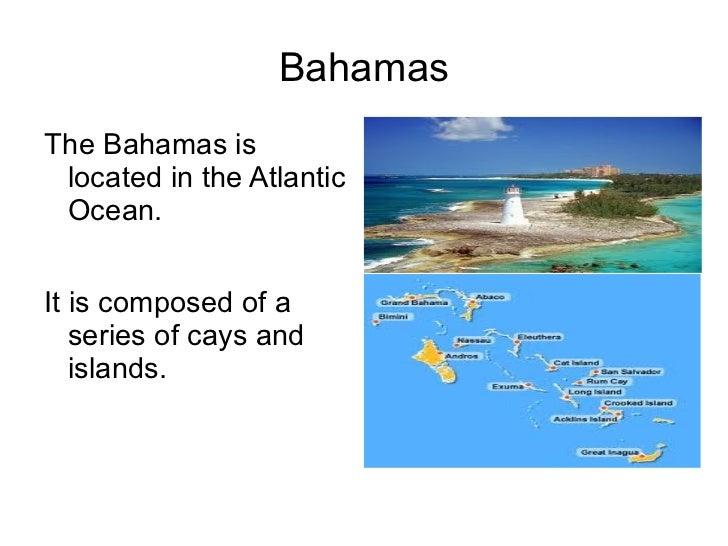 Bahamas Powerpoint - Where is the bahamas located