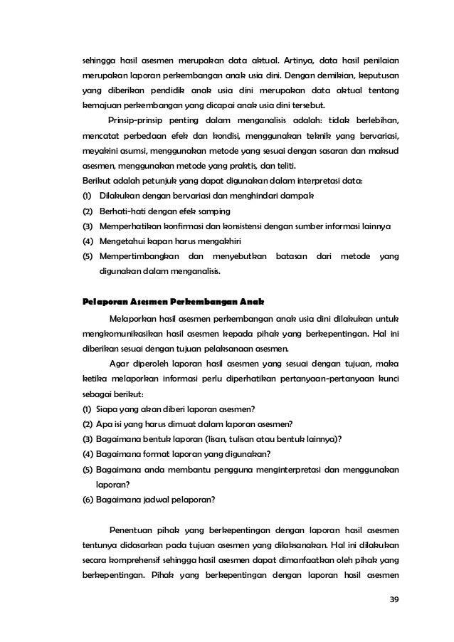 Contoh Hasil Observasi Anak Usia Dini Women S Day Download Gambar