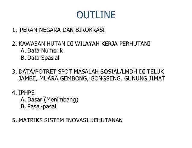 Bahan Sosialisasi IPHPS Oleh DR. Ir. Hadi Daryanto, DEA Slide 2