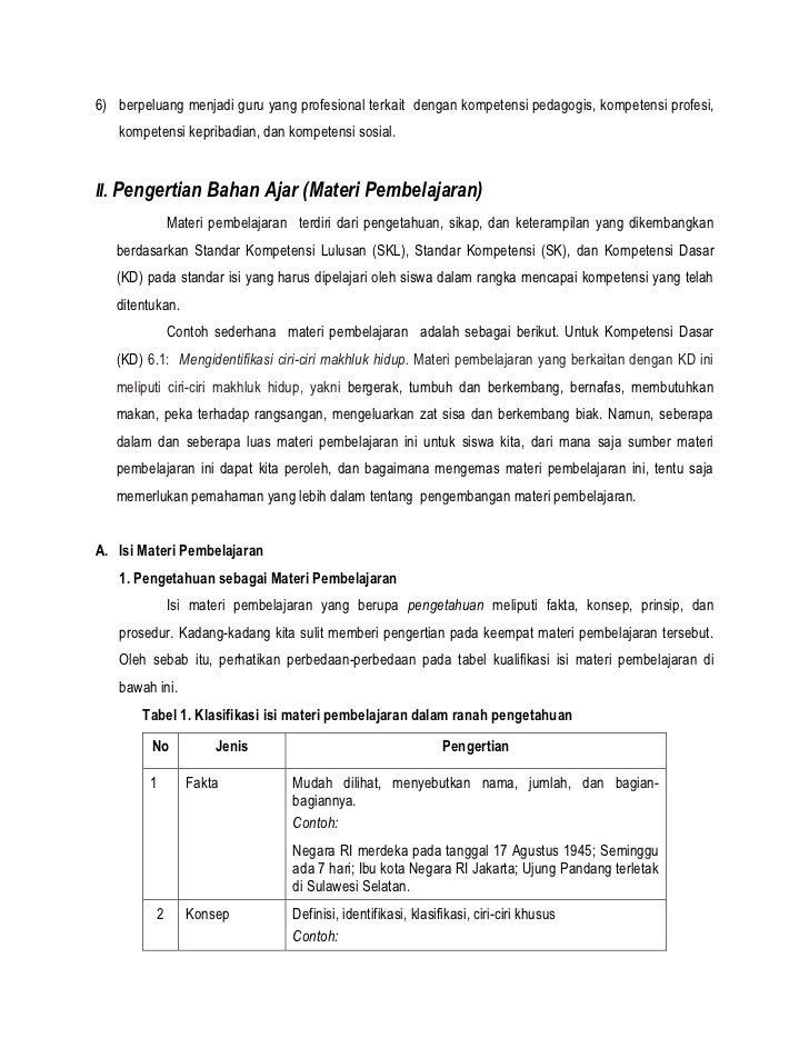 Handout Bahan Ajar 1