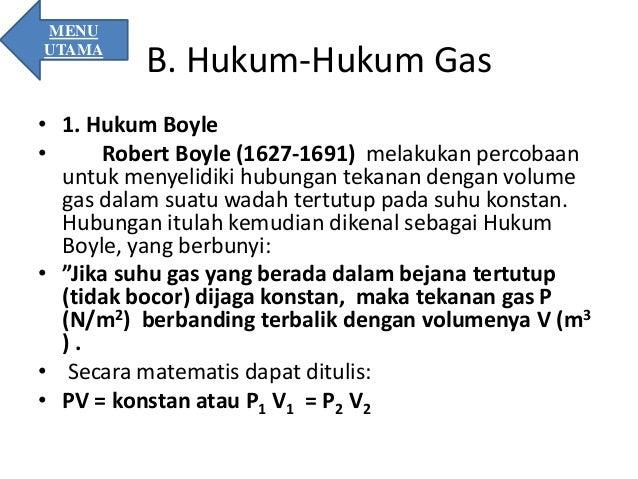 Gas Berbunyi