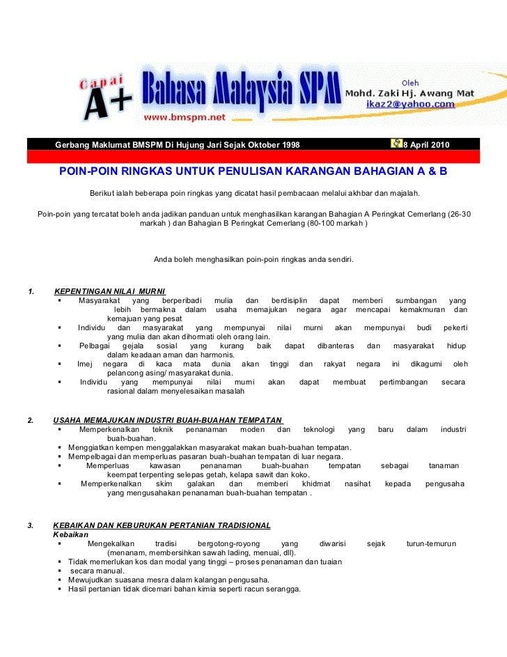 Gerbang Maklumat BMSPM Di Hujung Jari Sejak Oktober 1998                                        8 April 2010          POIN...