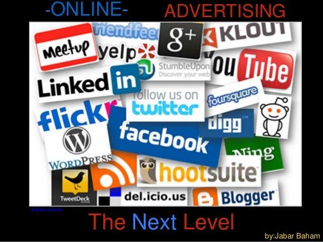ADVERTISING-ONLINE- Yoel Ben-Avraham The Next Level by:Jabar Baham