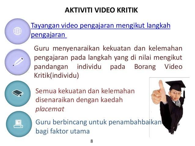 Borang Video Kritik Plc