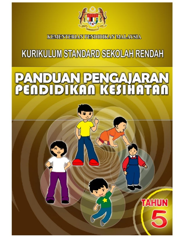 Bahan Sokongan Modul Pd P Pendidikan Kesihatan Tahun 5