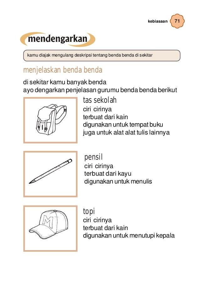 Bahasa Indonesia Kelas 1 Sd Umri Nuraini