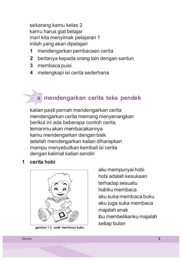 Kalimat Untuk Anak Belajar Membaca - Yuk Kita Belajar