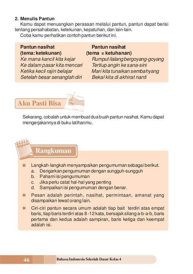 Bahasa Indonesia Kelas 4 Umri Nuraini