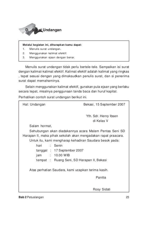 Bahasa Indonesia Untuk Sd Mi Kelas 5 Sri Murni Ambar Widianing