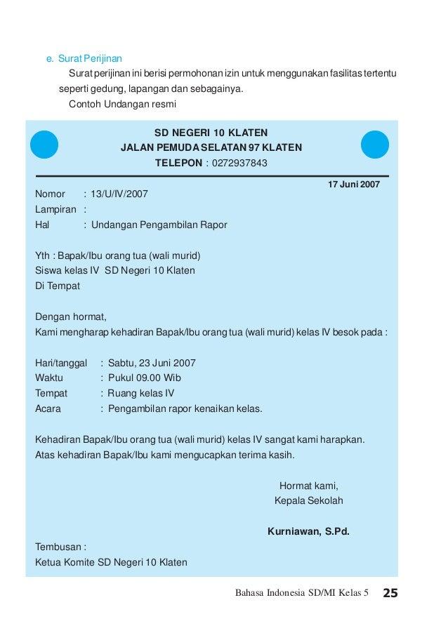 Bahasa Indonesia Untuk Sd Mi Kelas 5 Sri Rahayu Yanti Sri R