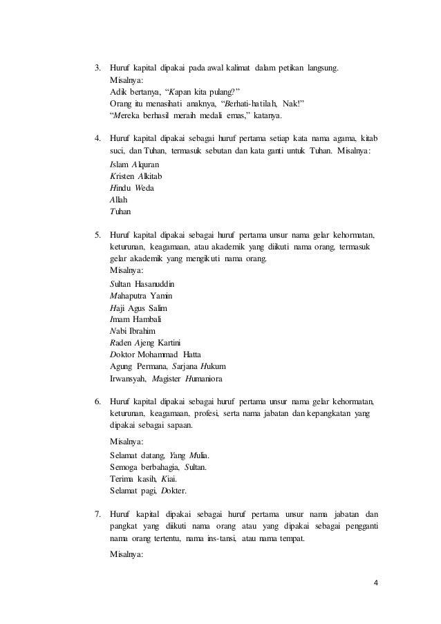 Bahasa Indonesia Kelompok 2