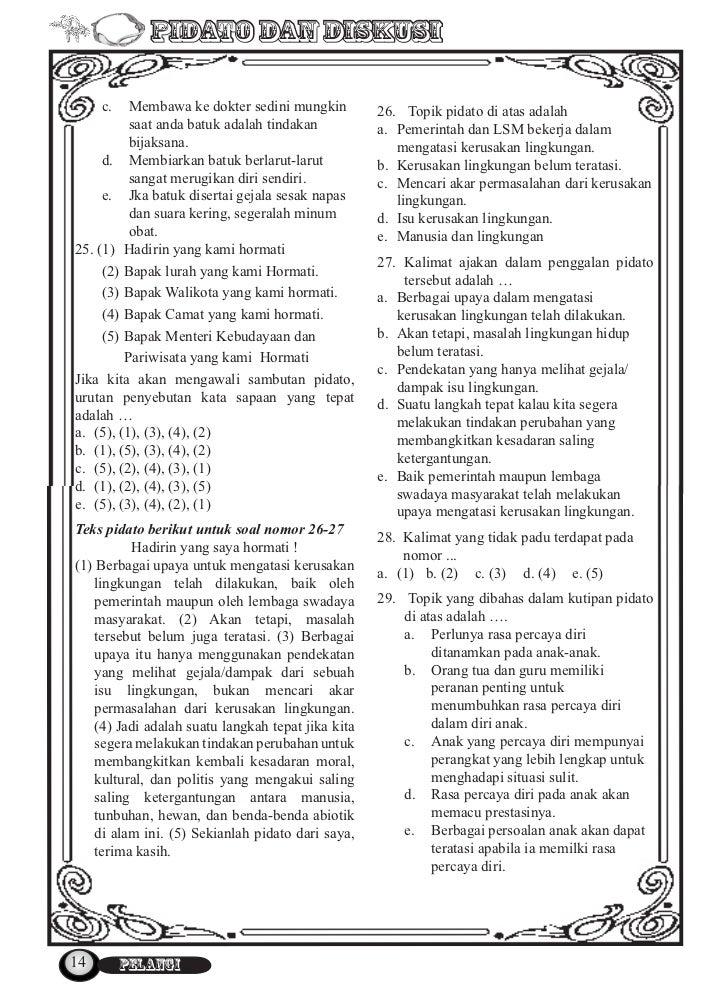 Bahasa Indonesia Kls X Penerbit Cv Cahaya Dipersada