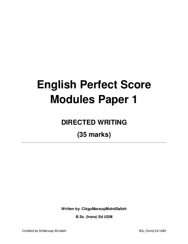 spm english paper 1 directed writing