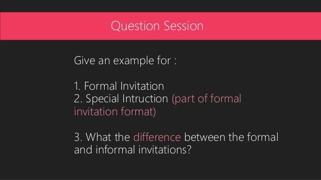 Bahasa inggris skl 4 expressing intention formal invitation job a question session 13 stopboris Choice Image