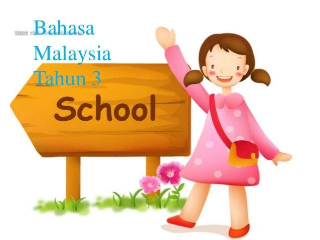 BahasaMalaysiaTahun 3