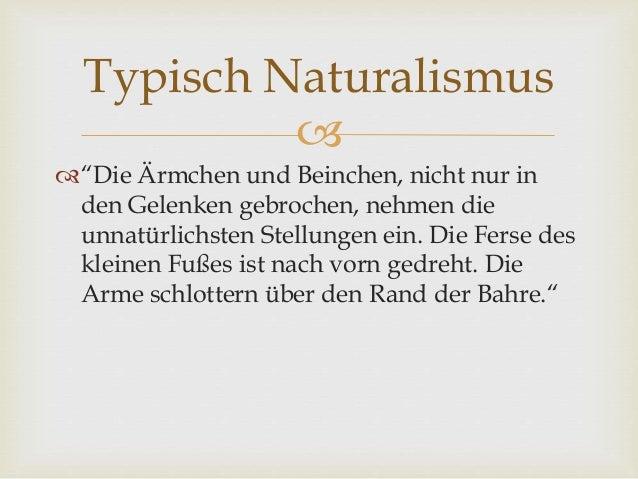 ... naturalisti...