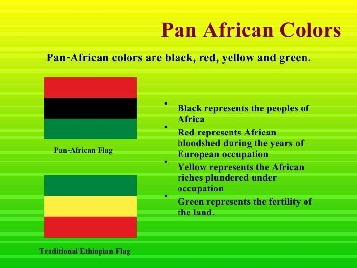 What does the ethiopian flag look like 10