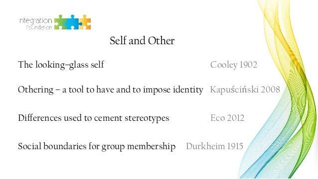 Dr. Daria Bahtina: Perception and construction of social boundaries  Slide 3
