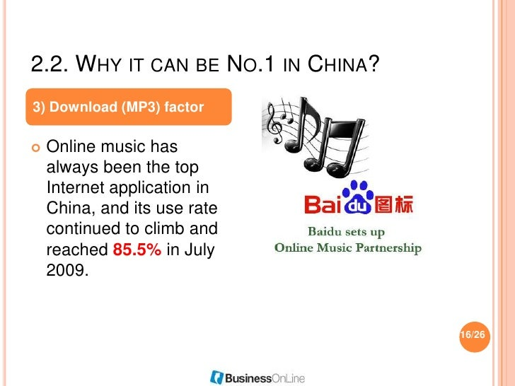 google vs baidu in china Bring it that's the message chinese tech giant baidu delivered this week amid talk that google is planning a return to china we are very confident we can just pk.