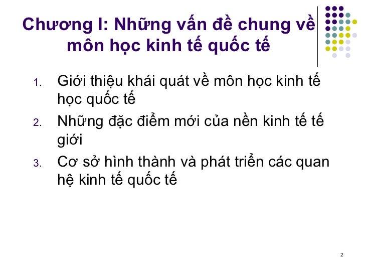 Bai giang kinh_te_quoc_te Slide 2