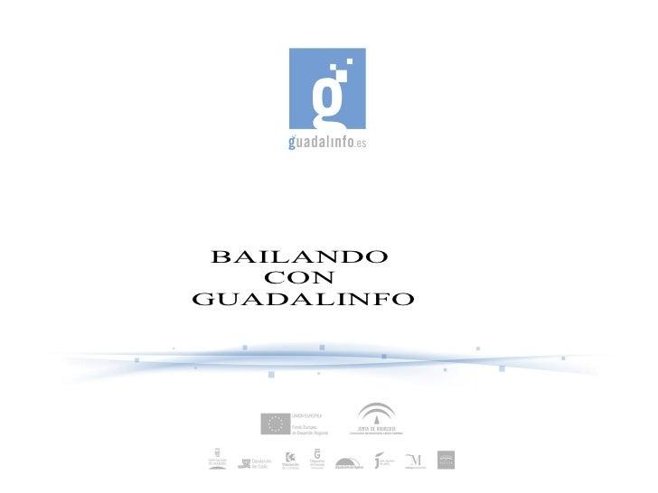 BAILANDO   CONGUADALINFO