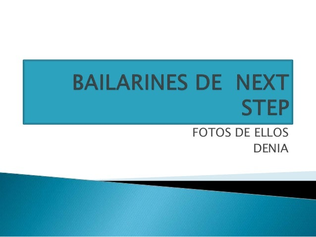 FOTOS DE ELLOS DENIA