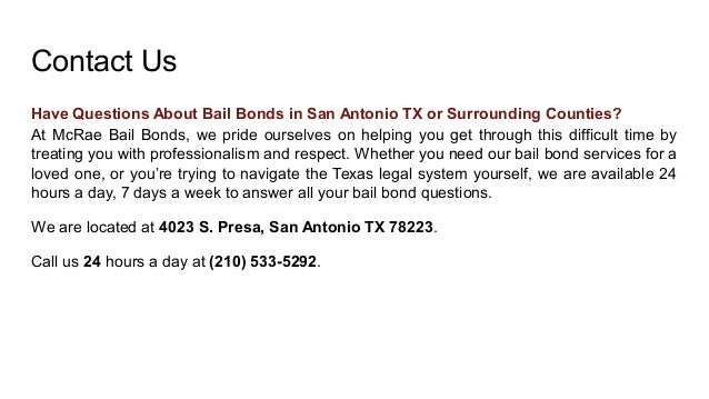 Fast And Affordable Bail Bond Service In San Antonio