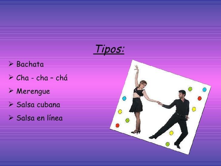 Bailes Latinos Slide 3