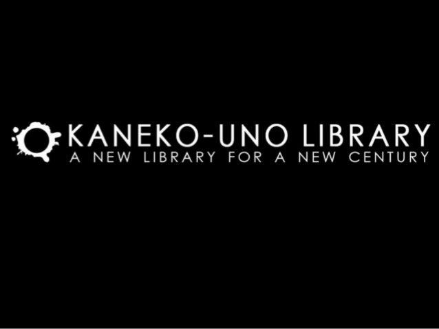 A Creativity Library…