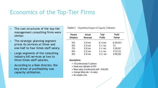 Bain & Company, inc: Growing the business