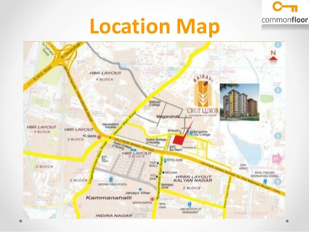 kalyan nagar bangalore map Bairavi Cruz Luxor Bangalore Bairavi Cruz Luxor Kalyan Nagar Prop kalyan nagar bangalore map