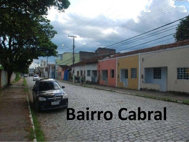 Bairro Cabral