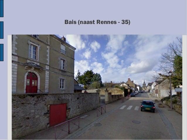 Bais (naast Rennes - 35)