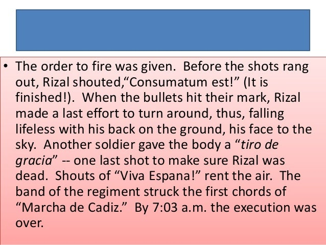 • During the trial,Rizal defended himself when he that he said did not question the jurisdiction of the court. • Despite a...