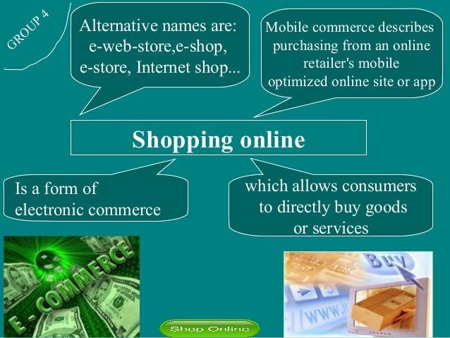 English 2 tips to shop online