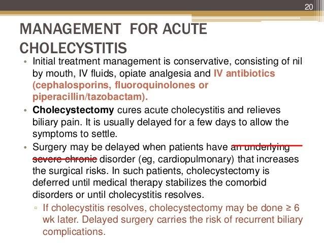 Cholecystitis Amp Carcinoma Of Gallbladder