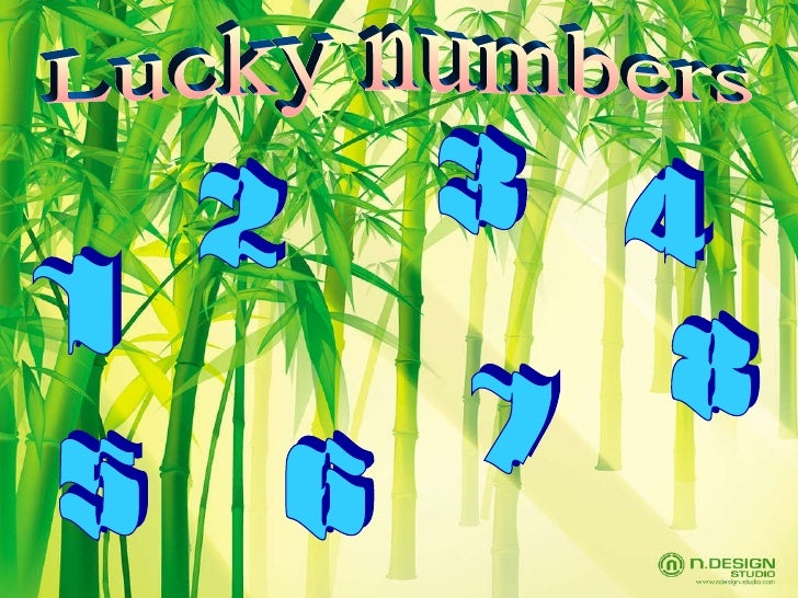 Bai Trac Nghiem Let Go 1 Lucky Number