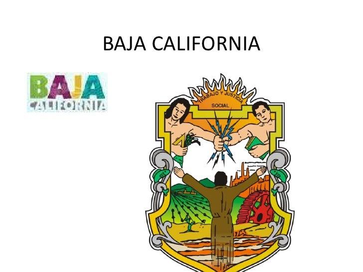 BAJA CALIFORNIA<br />