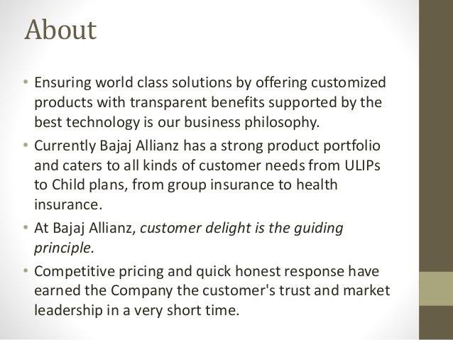 Bajaj Allianz Life Insurance Company Limited