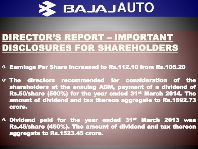 bajaj auto limited case study analysis Bajaj auto limited (bal) is the flagship company of bajaj group, one of india's well-known leading business houses the aim of the report is to provide bal with a comprehensively researched and analyzed report which will help it develop an effective marketing strategy for their future growth in.