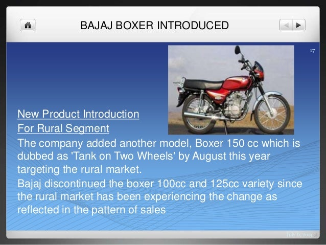 strategy of bajaj Business strategy of bajaj auto limited abstract: the case discusses the business strategy of bajaj auto limited (bajaj auto), a leading indian manufacturer of two.