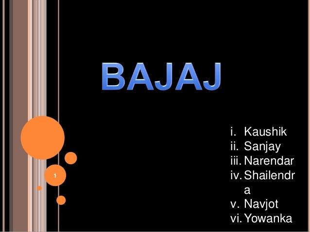 1 i. Kaushik ii. Sanjay iii. Narendar iv.Shailendr a v. Navjot vi.Yowanka