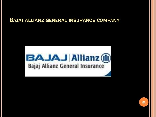 swot analysis of bajaj allianz general Swot analysis of bajaj allianz life insurance company - able to procure major medical coverage in today's economy, frugal has become my mission, to feel all right with the cabinet level positions.